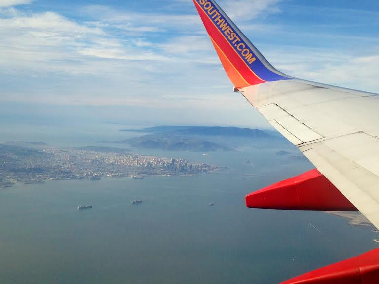 It's not goodbye... it's see you later. Also, you're welcome Southwest.
